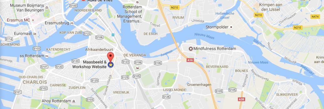 Plugin met Google Maps gewijzigd