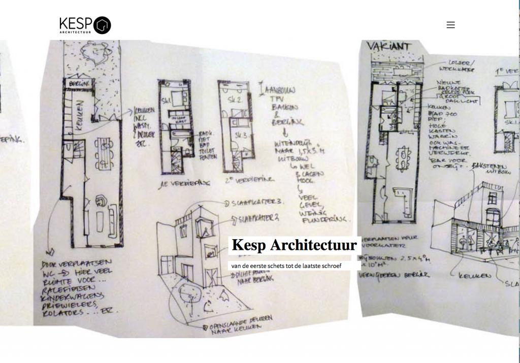 schermprint kesp-architectuur.nl